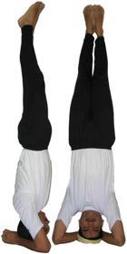 Ranjiv Kalsi in Yoga Asana