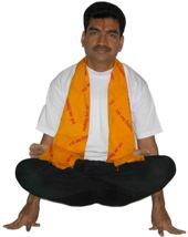 lolasana yoga pose